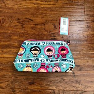 Harajuku Lovers Cosmetic Pouch